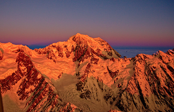Last Light on Aoraki/Mt. CookSouthern Alps, South Island, New ZealandWinner of the Facebook Snap Happy Photo Contest July 4 -10, 2010